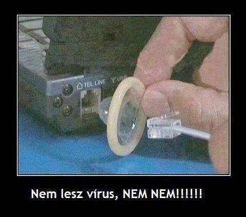 Biztonságos internet :)