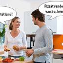 Pizzarendelés