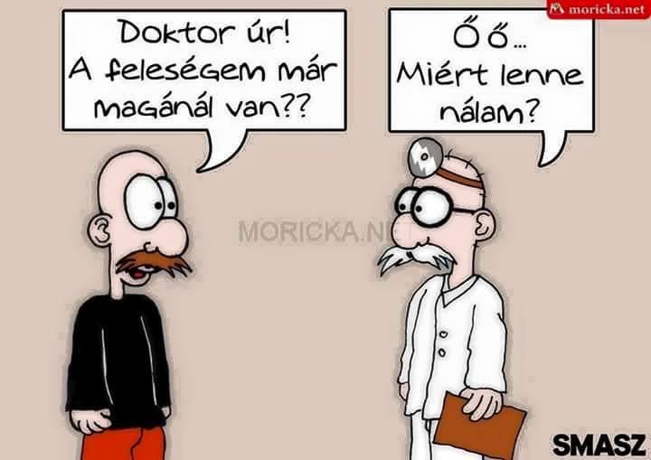 Orvosnál