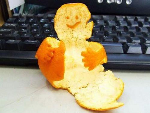 Mandarin emberke - image 7