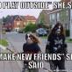 Irány a szabadba új barátokat szerezni! :D