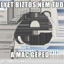 NA ebben tényleg a PC jobb, mint a MAC