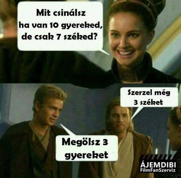 Na de Anakin :)