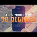 Fordítsd el a telefont ha videózol