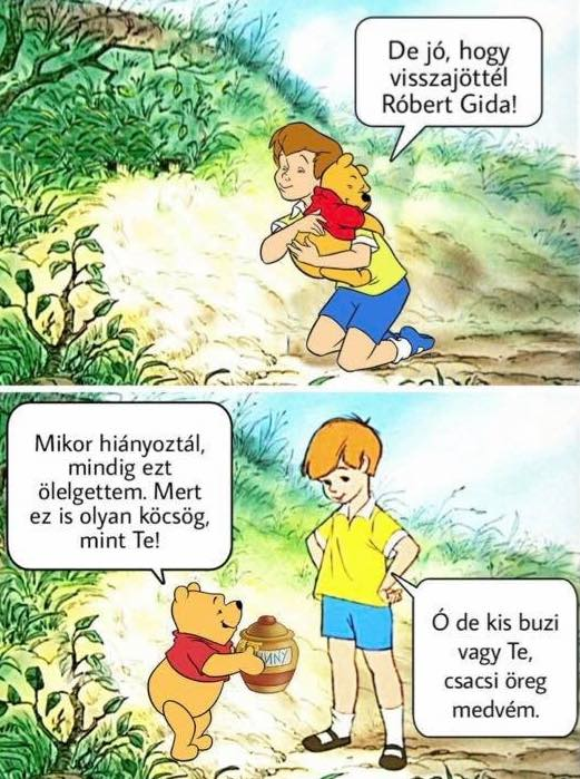 Micimackó :)
