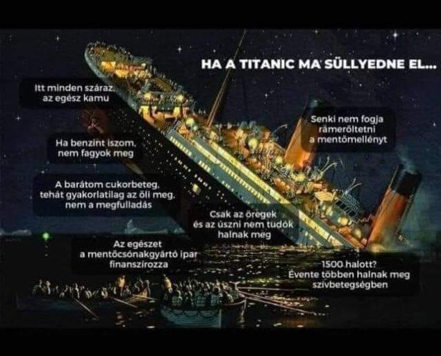 Titanic 2021 edition